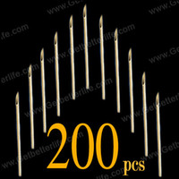 Wholesale Body Piercing needles Assorted Sizes Sterile Needles Supply Tattoo Needles