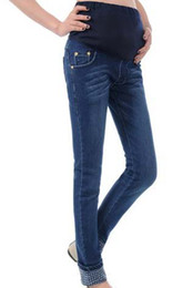 Wholesale 2014 New Fashion Maternity jeans Pregnant women Jeans Maternity Pants Maternity Wear