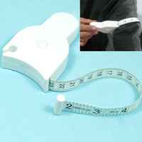 Wholesale New Mini Accurate Fitness Caliper Measuring Body Tape Measure