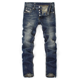 Wholesale amp retail Hot sell new brand jean fashion men s jeans D9003