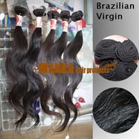 Armadura sin procesar del pelo de 10-30inch Extensión india del pelo humano de las virginales de la Virgen india peruana de Malasia brasileña Trama doble 50G / PCS