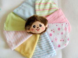 Baby towel   saliva towel   Breastfeeding towel handkerchief 80pcs lot 5
