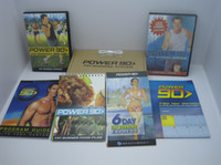 Wholesale power workout discs DVD