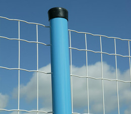 Wholesale chain link fence wave guarding protecting