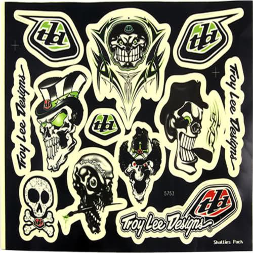 Monster Stickers For Motorcycle BIKE CAR UNIT SCOOTER FUNNY DECALS - Custom motorcycle stickers funny