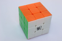 Wholesale Dayan LunHui x3x3 Stickerless Speed Cube