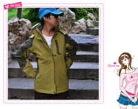Wholesale Fashion waterproof jackets Women jackets outdoor jackets sell jackets in jackets tarmac