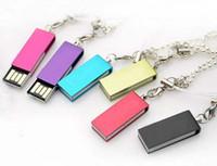 Wholesale Genuine GB Bar Shape USB Flash Drive USB Flash Disk Metal USB Drives USB Memory Storage Waterproof