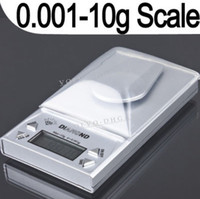 Wholesale 10g g LCD Digital Jewelry Diamond Scale Gem weight GA527
