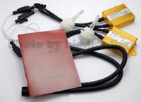 achat en gros de kit hid inverse-HID inverse Back-up Fog Light Xenon Kit 12V 15W T15 T20 S25 7506 1156 P21W 6000K Lamp White Courte