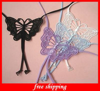 Wholesale Most Fashion Lady Butterfly Invisible Adjustable Bra Straps Underwear Bra Straps Butterfly Strap