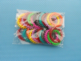Wholesale 1000 Dental Orthodontic cartoon Ligature Mickey Ties Free Ship