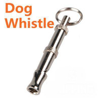 Wholesale Pet Dog Training Adjustable Ultrasonic Sound Whistle Dog Training Tool Cute Training