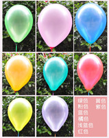 Wholesale Hot quot Latex Pearl bright Decorative Balloons For Wedding Birthday party