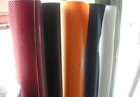 Wholesale Carbon Fiber Vinyl Wrap Car Auto foil sticky printing m x m