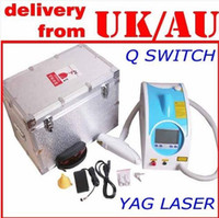 laser tattoo removal machine - YAG Laser Tattoo Eyebrow EYELINE REMOVAL Q SWITCH Machine