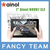 Wholesale Ainol NOVO ELF with Android Capacitive Tablet PC
