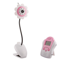 Wholesale 1 inch LCD wireless baby monitor baby watch GHz digital Video camera