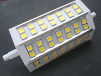 Wholesale T3 J R7S W W W LED LIGHT LAMP BULU V AC V V V Warm white Replace halogen lamp