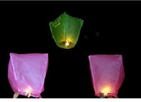 bamboo paper lanterns - Sky Lanterns Wishing Lantern fire balloon Chinese Kongming lantern Wishing Lamp