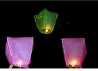Paper balloons sky art - Sky Lanterns Wishing Lantern fire balloon Chinese Kongming lantern Wishing Lamp