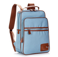 Wholesale Large capacity backpack korean Girl backpack canvas school bagshot drop shipping Lady handbags new fashion handbag