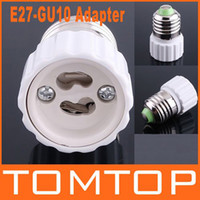 Wholesale E27 to GU10 base Adapter led Bulb Lamp Holder Converter H4404