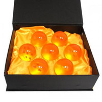 retail animation dragonBall 7 stars crystal ball set of 7 pc...