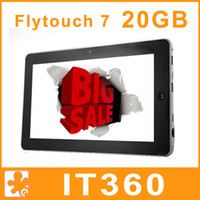 Wholesale 10 Flytouch GB Android GPS Superpad Allwinner A10 GHz Webcam HDMI Tablet PC
