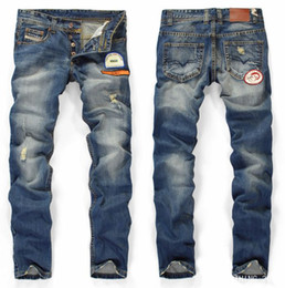 Wholesale amp retail Hot sell new brand jean fashion men s jeans DS954A