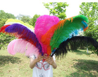Wholesale 50pcs cm natural dyed Ostrich Feather Plume centerpiece wedding party decortion