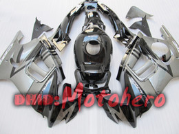 Fairing kit for honda CBR600F3 95-96 CBR600 F3 1995 1996 CBR 600 F3 95 96 silver gray black + gift