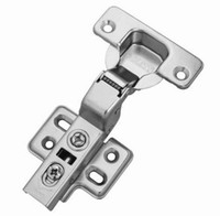 DIY hardware hinges - 20 X Cabinet Hinges Kitchen Door Cabinet Hinges Inseparable Inset Hinges Bath Kitchen Cabinet Concealed Hinges Furniture Hinges Fittings Hot