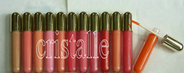 Wholesale NEW KISSABLE LIPCOLOUR LIPGLOSS G DIFFERENT COLORS