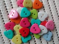 no beautiful scrapbooks - 1000x mm beautiful heart plastic Buttons kid s DIY appliques sewing scrapbook Cardmaking mix