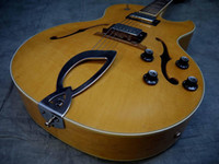 6 Strings archtop guitar - best Newest Chinese s CE D Archtop Electric Guitar Blonde