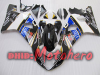 Wholesale Black BLUE for SUZUKI K4 GSXR GSX R600 GSX R750 GSXR600 GSXR750 K4 fairing