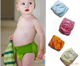 Wholesale Organic Cotton Baby Clothing Baby Training Pants Baby Love Short PP Pants Waterproof Urine Trousers