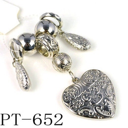 Jewelry western accessories,Scarf Set beads and heart components PT-652