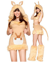 W022 Costumes & Cosplay Fashion Sexy Lingerie 4 pcs set ...
