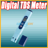 Wholesale Digital TDS Meter Tester Filter For Water Quality Purity Pool Aquarium Hydroponics