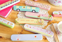 . pencil holder - Cartoon Pen Pencil Case Box Holder Pouch Stationery School New Cute Gift