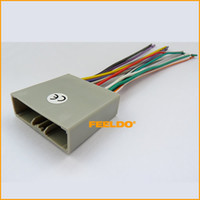 acura wiring harness - Car CD Player Radio Audio Stereo Wiring Harness Adapter Plug for Honda Civic Fit CRV ACURA