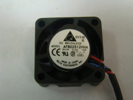 Wholesale Delta AFB02512HHA V A For SUN V240 Cooling Fan