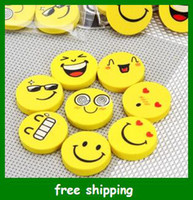 Wholesale Smile Lovely Eraser Funny Face Expression Erasers Cute stationery Kids Gifts