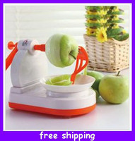 Wholesale Magically Promotions popular Quick Fruit Peeler Machine Slicer Fruit Tools Cutter Processor for Peel