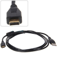 Wholesale Brand new hot Nikon UC E12 USB Camera Cables Component UC E12 USB Cable for Nikon