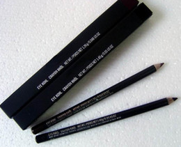 Wholesale Lowest price Eyeliner Pencil Pencils Eye Kohl Black And Brown With Box