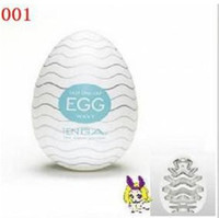 Wholesale New Tenca Egg WAVY Adult Masturbation Cup Man Sex Toys TENGA Masturbatory Cup