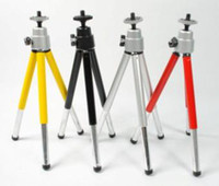 Wholesale Cheap Digital Camera DV Mount Support Aluminum Tripod with two joint